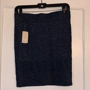 Forever 21 Slip On Skirt